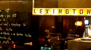 Lexington café bar Barcelona