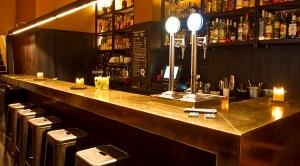 Lexington café bar Barcelona