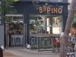 5 Pino bar