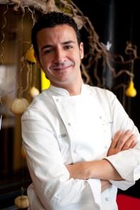 Raül Balam chef