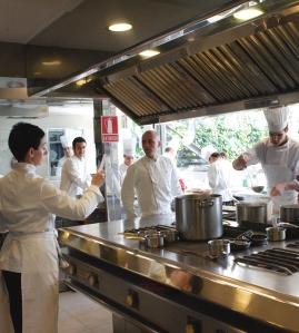 Restaurante de Carme Ruscalleda