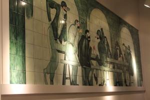 mosaico Xavier Nogues