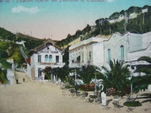 El Merbeyé ocupa el antiguo bar del funicular