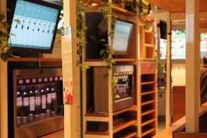 El vino también es protagonista en Fastvínic