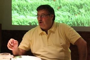 fermío Puig, un cocinero que habla