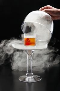 Whisky sour de vainilla y caramelo. Foto Fizz Bartenders