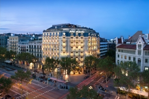 El Hotel Majestic, un histórico de la ciudad