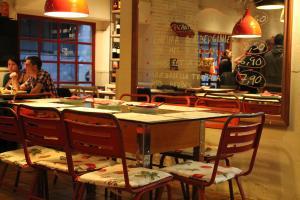Restaurante divertido en Gracia