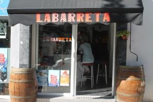 La Barreta, cocina de mercado