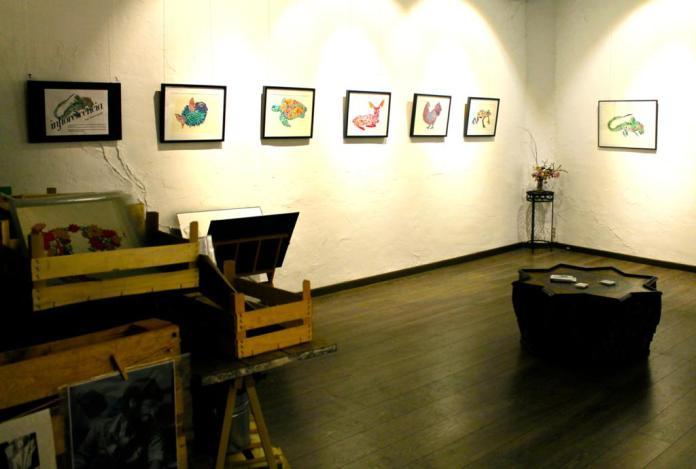 Moraima, galería de arte
