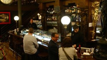Un bar de antaño