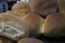 El pan es home made