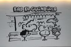 Makinavaja, en El Guindilla