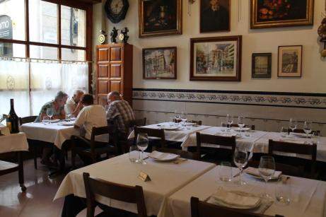 Restaurante de cocina catalana