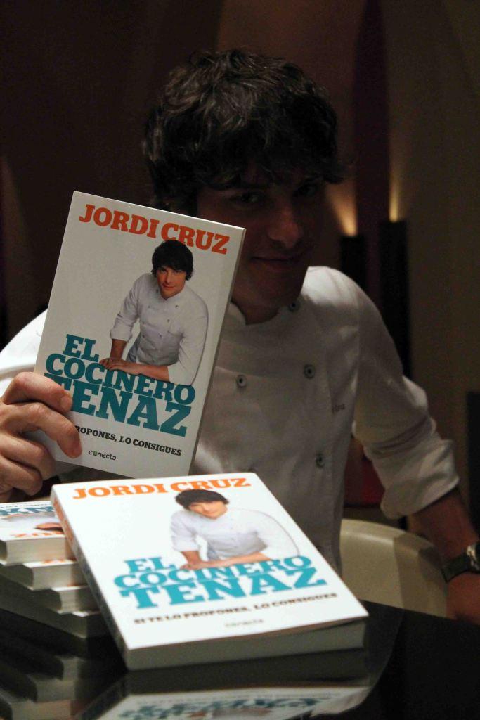 El segundo libro de Jordi Cruz