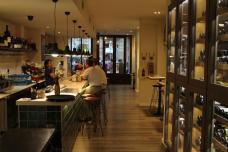 La Volatil, un bar de vinos en Muntaner