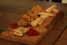 Surtido de quesos La Volatil