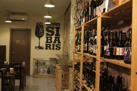 Homo Sibaris, cervezas artesanas