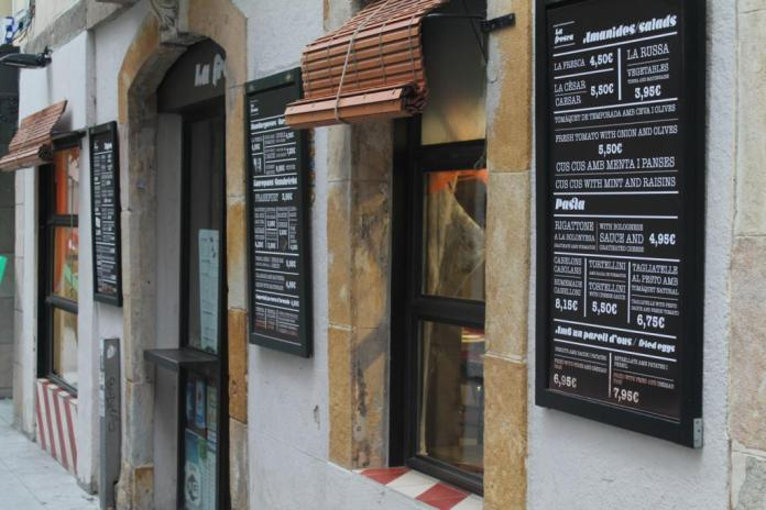 Como toda la vida en la Barceloneta