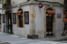 La puerta de entrada a la Barceloneta