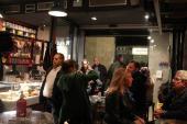 Ambiente en la zona del bar