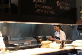 Cocina de producto