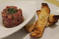 Steak tartar La Molla