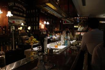 Dry Martini, la coctelería de Barcelona