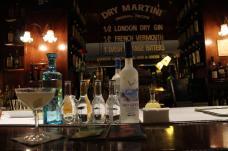 Una de las recetas de cómo hacer un Dry Martini