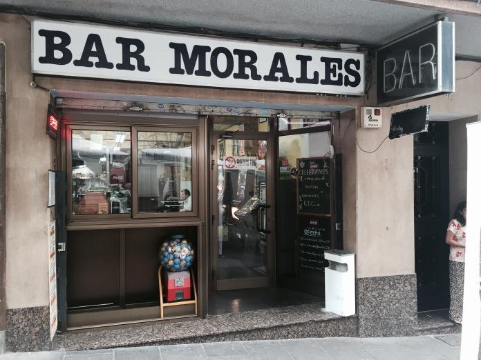 Bar Morales, Badalona